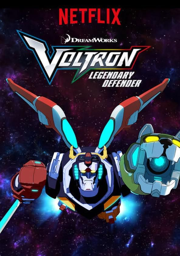 Voltron : le defenseur legendaire saison 1