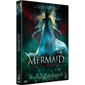 The Mermaid: Lake of the Dead DVD