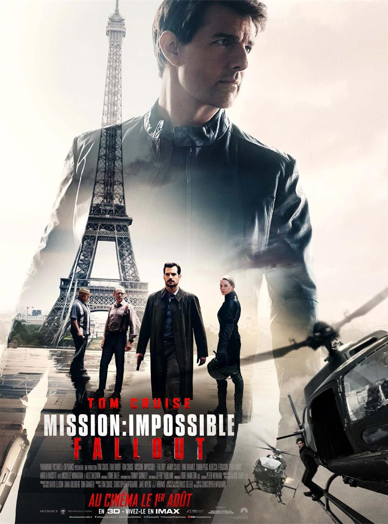 Mission Impossible 6 Fallout