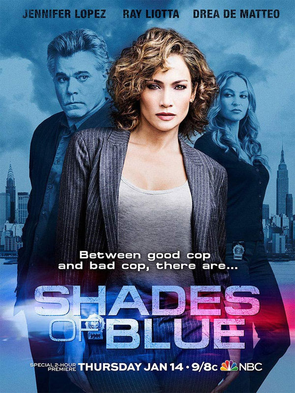 Shades of blue Saison 1