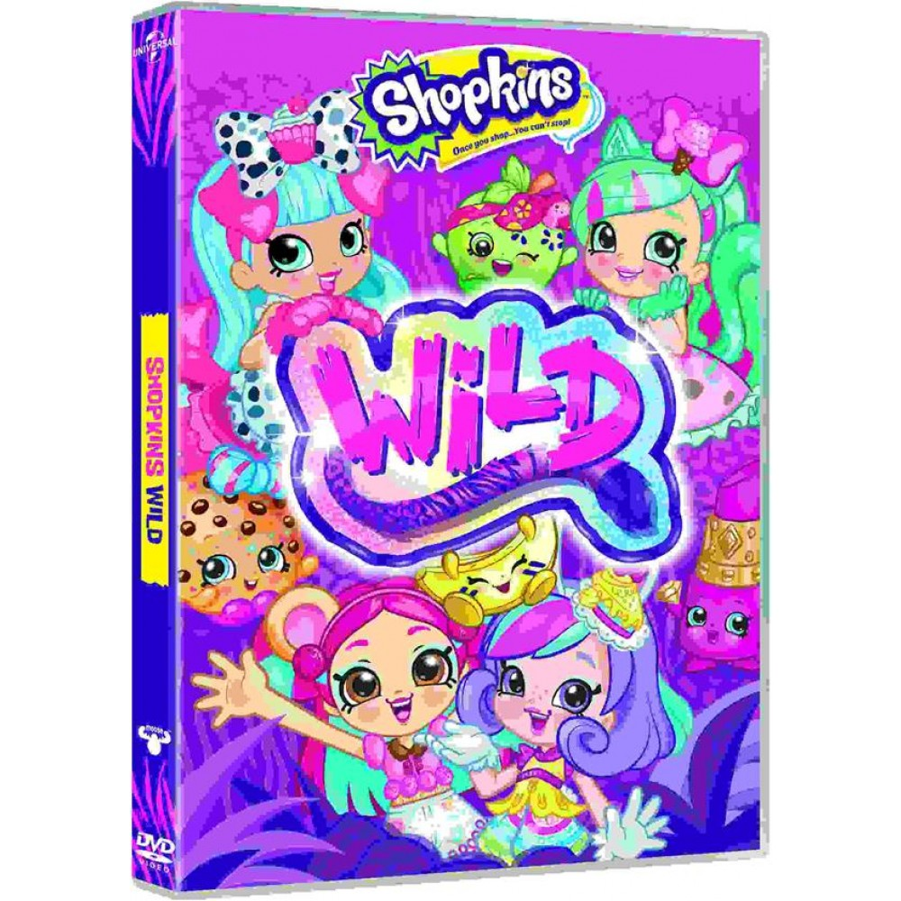 Shopkins Wild Side