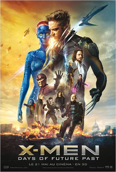 Xmen Days of the Future Past