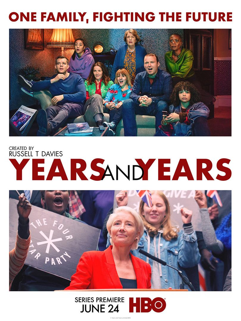 YEARS AND YEARS SAISON 1