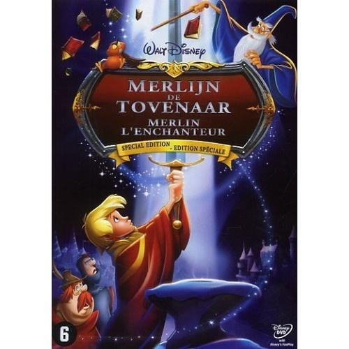 Merlin l'enchanteur (merlijn de tovenaar)