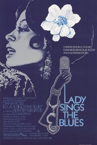 lady sings affiche