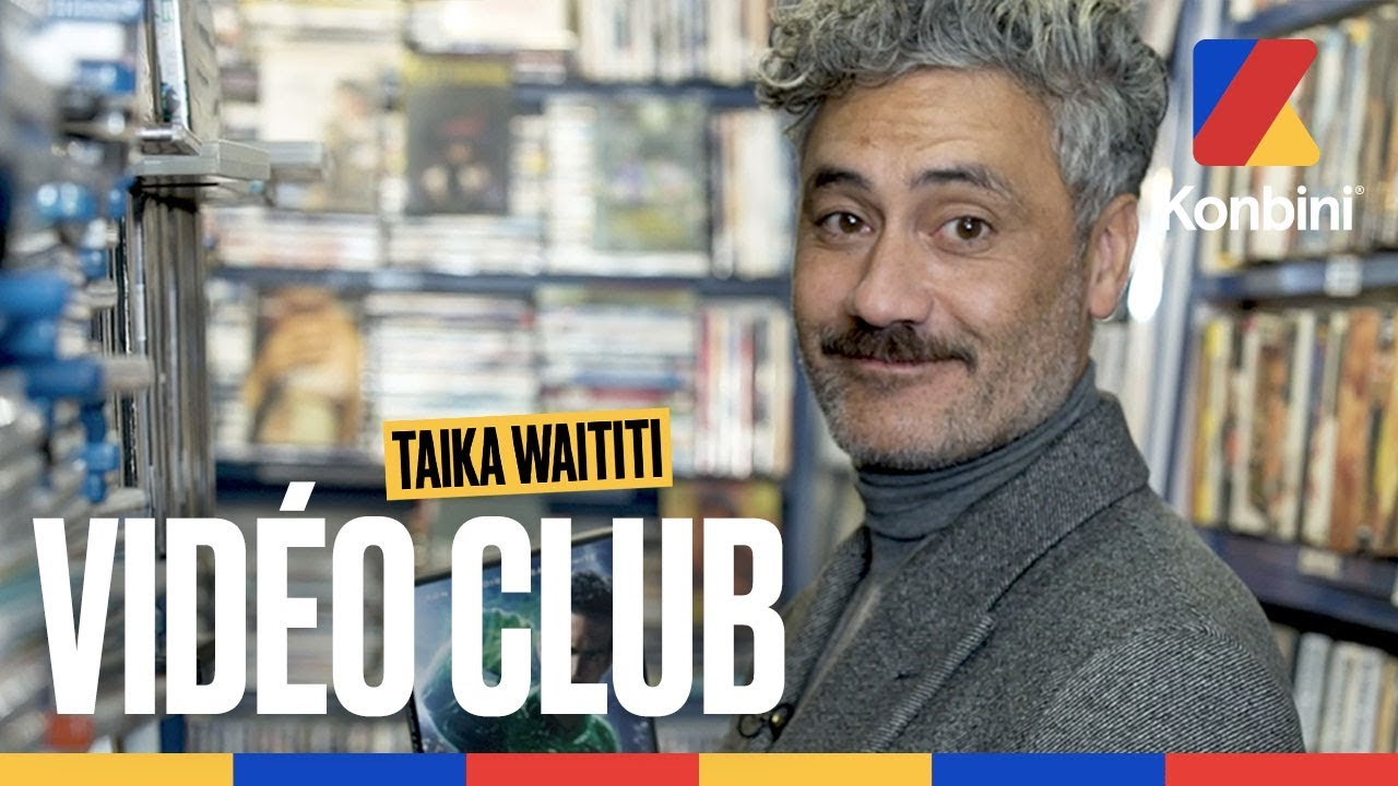 video-club-de-taika-waititi-chez-jm-video